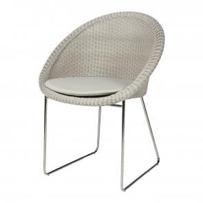 Gigi wicker chair hotel furniture