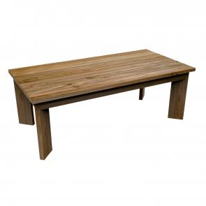 solid teak coffee table restaurant and hotel furniture