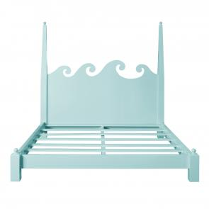 2 poster king bed headboard hotel furniture