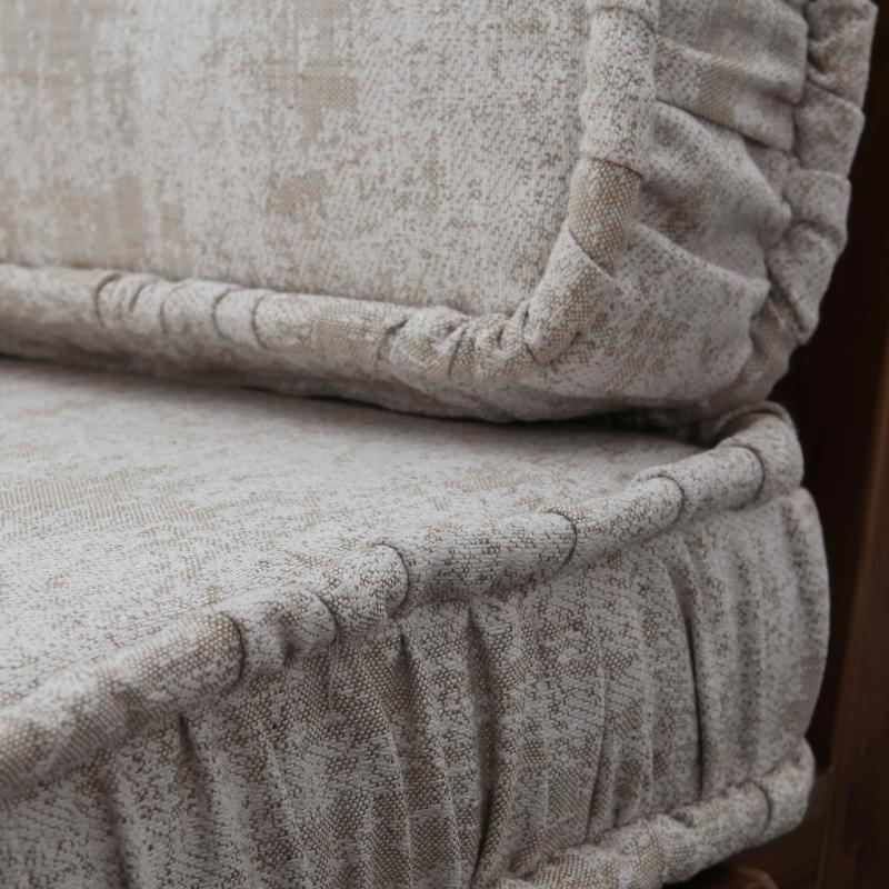 Lounge chair angled wood frame detail hotel furniture