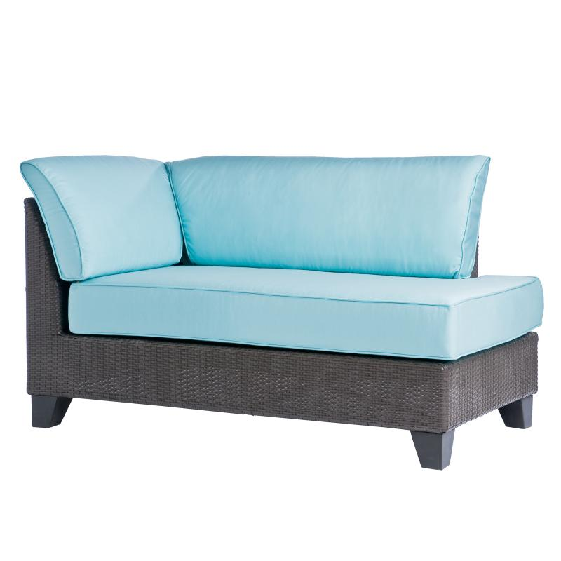 Modular sofa corner chaise hotel furniture