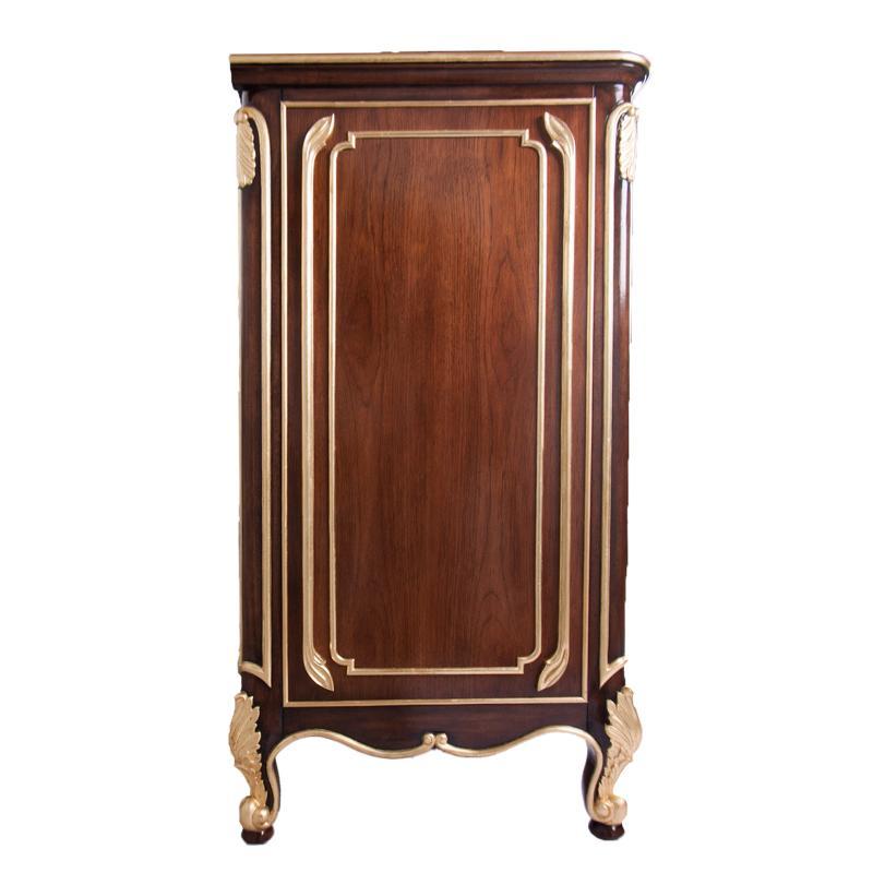 minibar dresser brass finishers side hotel furniture