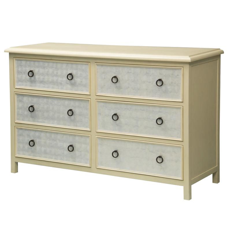 Oak dresser custom hotel furniture